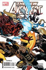 the avengers, marvel comic