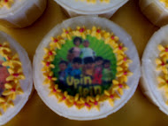 Cupcake + edible Image