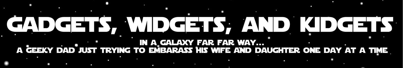 Gadgets, Widgets, and Kidgets