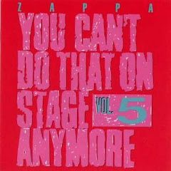 You Can't Do That On Stage Anymore Vol. 5