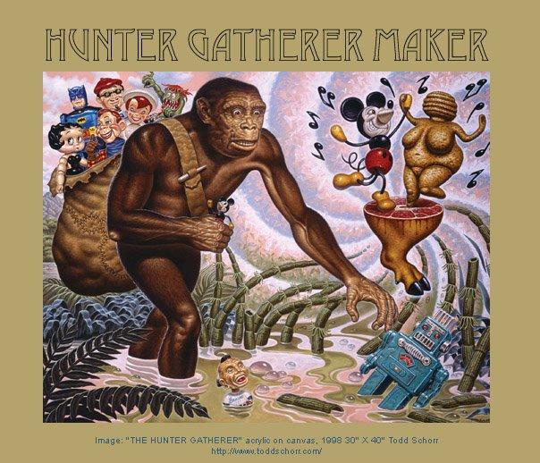 HunterGathererMaker