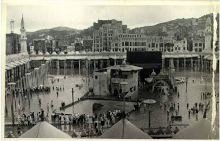 makka old photos
