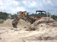 Ilhéus sofre com impactos ambientais
