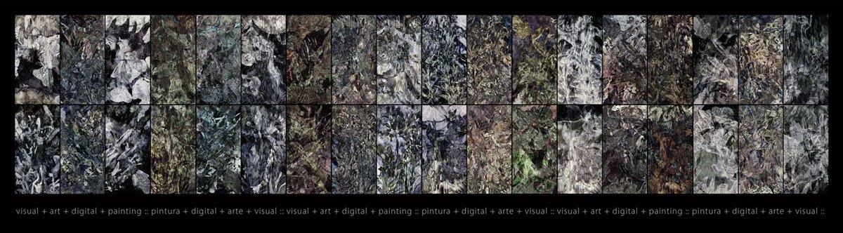 Electrografía / Pintura Digital
