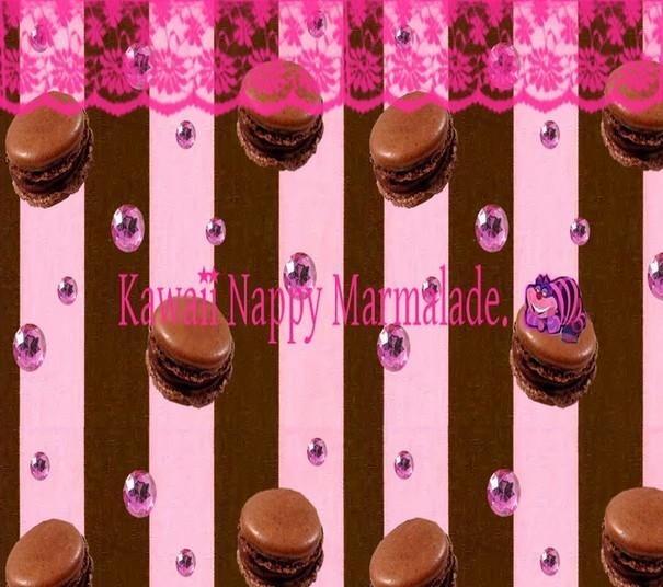 Kawaii Nappy Marmalade.