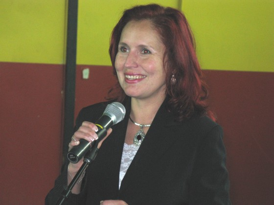 Gobernadora Provincial de Ultima Esperanza