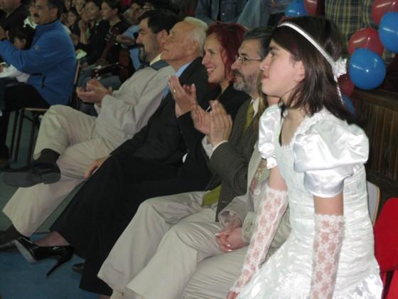 Comienza la Ceremonia de Clausura del Campamento 2008