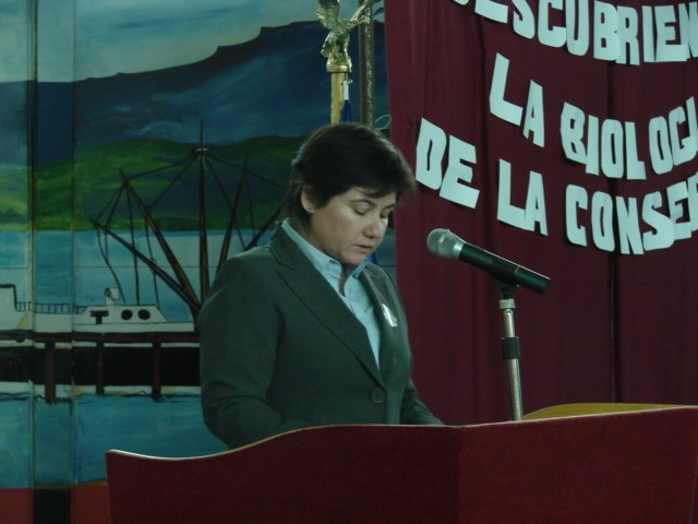 DISCURSO SRTA. GOBERNADORA (S) DE ULTIMA ESPERANZA