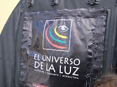 EXPOSICIÓN EL UNIVERSO DE LA LUZ