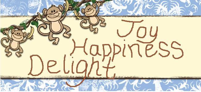 Joy Happiness Delight