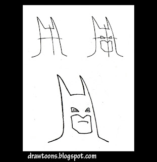 How to Draw Cartoon Super Heroes