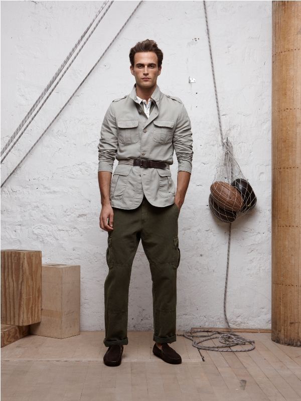 Eden Park Spring Summer 2011 Lookbook_