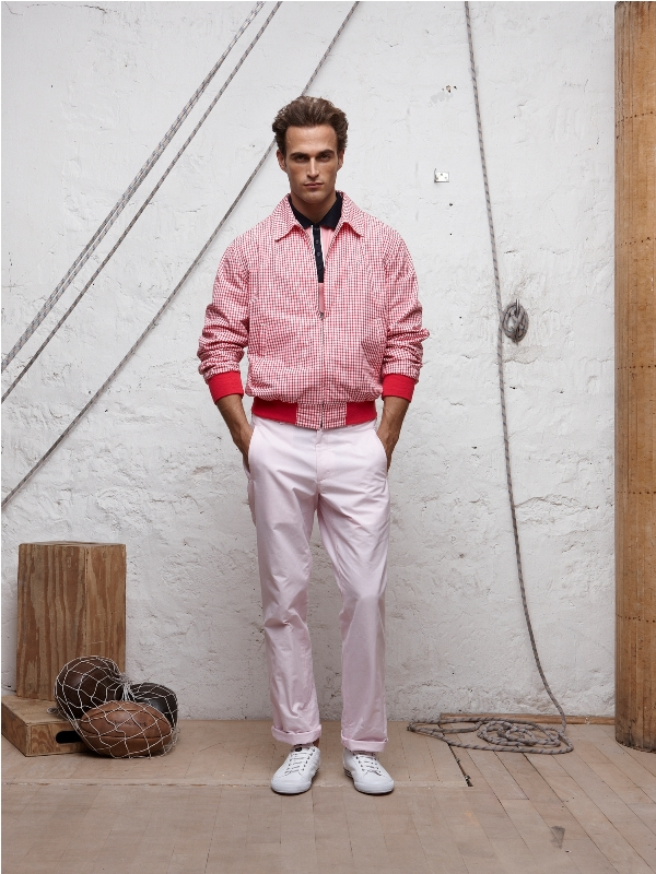 Eden Park Spring Summer 2011 Lookbook_5