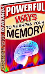 Sharpening Your Memory