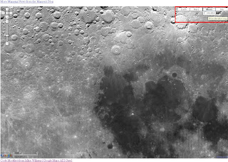 Google Maps API Moon Mode