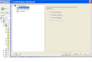 Arc Desktop 9.2 Administrator