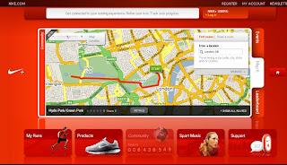 Nike Map