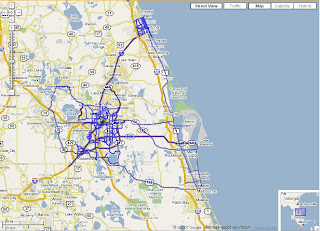 more street view cities added - Orlando