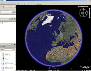 Google Earth at Work Now Allowed