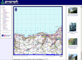 Geograph Draggable Map Beta