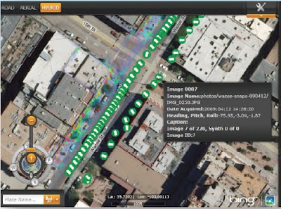 Bing Maps Geosynth Geogtagging Photographs