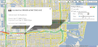 Google Maps Traffic Predictor