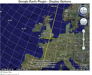 Google Earth Web Version Options