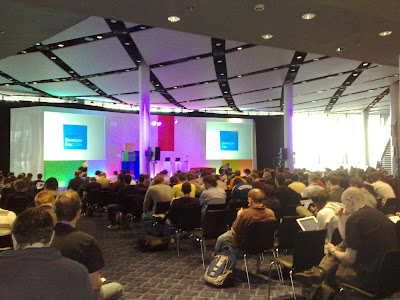 Google Developer Day 2008,Wembley Stadium, London, UK