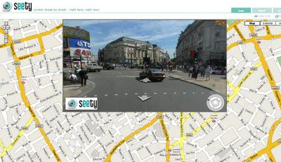 Seety London StreetView