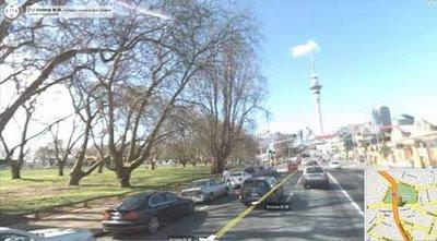 Street View New Zealand