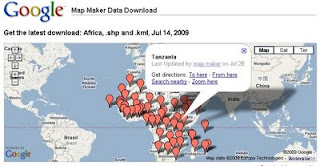 Map Maker Africa Download