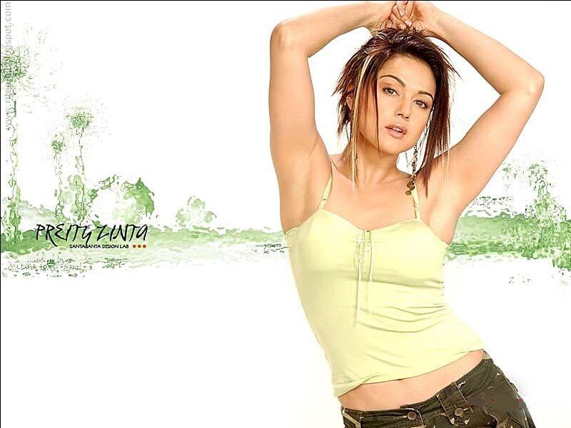 Preity Zinta Boob 108