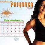 Bollywood Calendar 2008