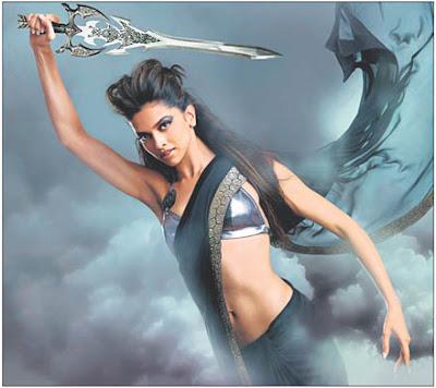 Deepika padukone at cindrella ad film shooting Deepika