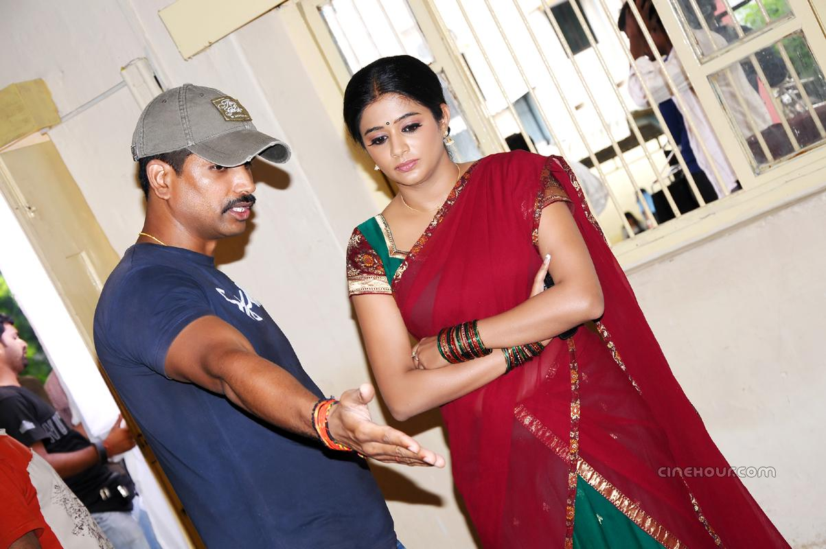 ragada movie shooting pictures.