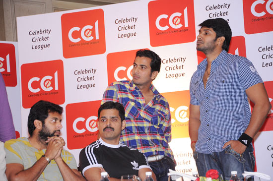 Celebrity Cricket League: CCL T10 Blast 2017 Schedule ...