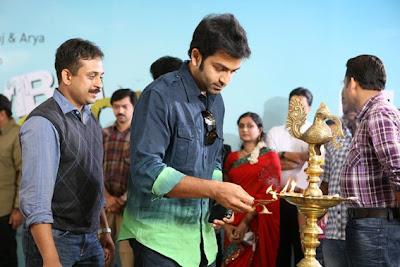 Mumbai Police Malayalam Movie Launch Stills gallery