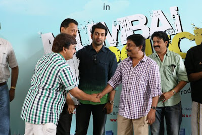 Mumbai Police Malayalam Movie Launch Stills film pics