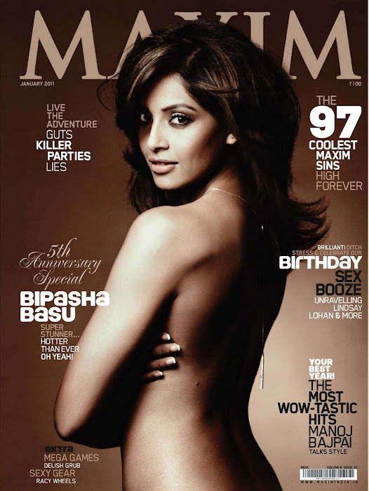 bipasha basu for maxim india