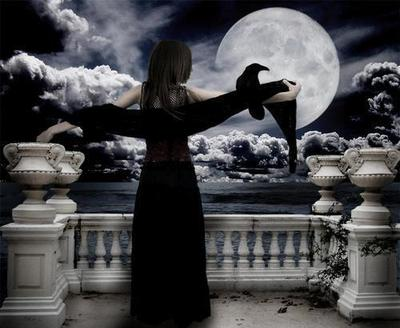Imagenes de mujeres vestidas de negro