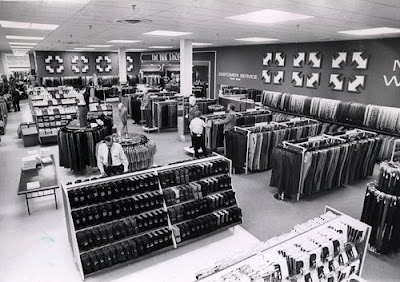 Livemalls Jcpenney Miller Hill Mall Duluth Minnesota 1973