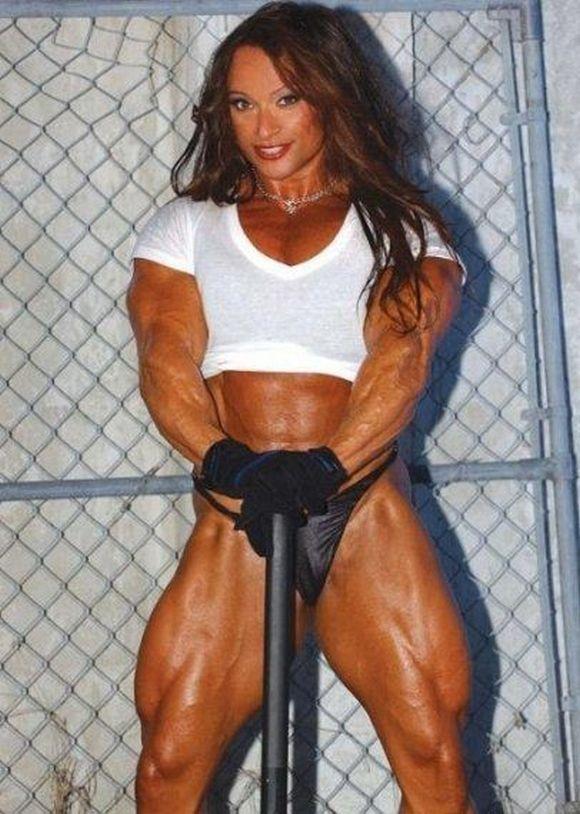 short female bodybuilders