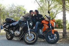 Vacanze in moto 2008
