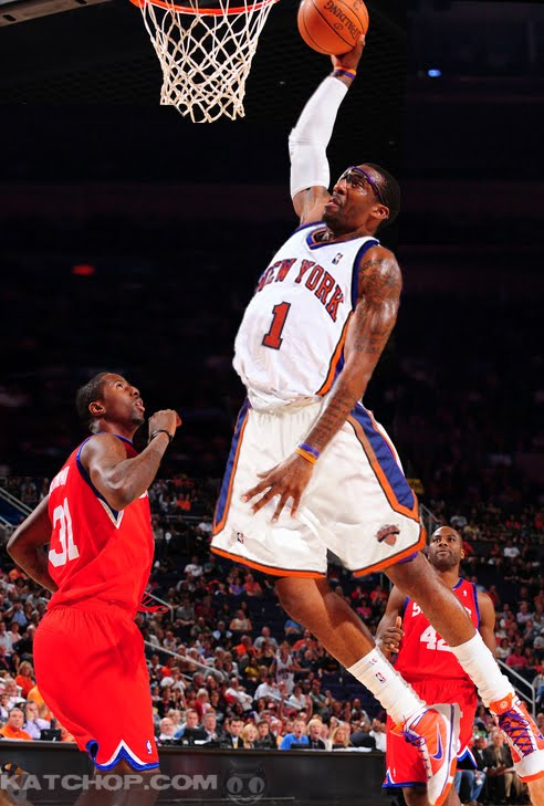 They have only one Amare Stoudemire