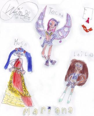 Desenho Infantil: Winx Club