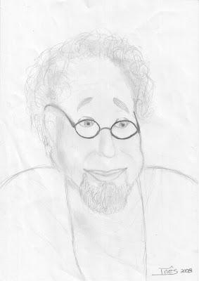 Desenho do Pintor Kira