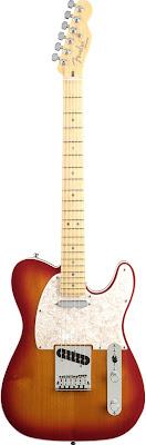 Tipos de guitarras - Telecaster