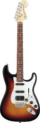 Tipos de guitarras - Stratocaster
