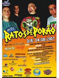 04/08/2007  RATOS DE PORÃO( cascavel)