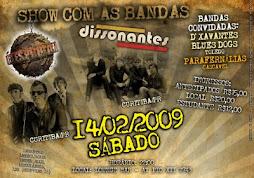 14/02/2009 show com as bandas